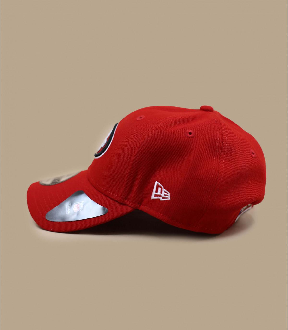 Rote Cap curve49ers