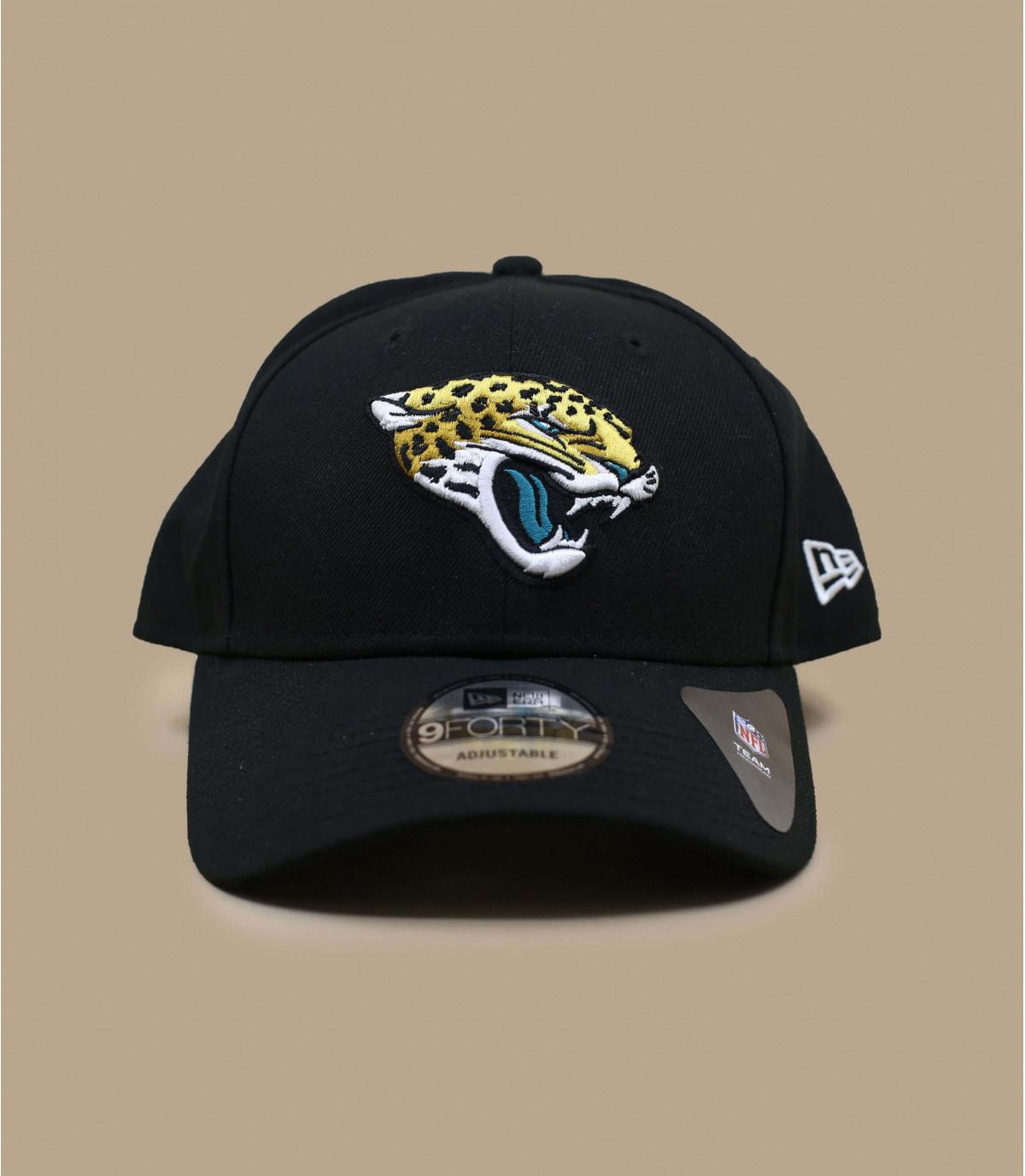 Baseball Cap Jaguars schwarz