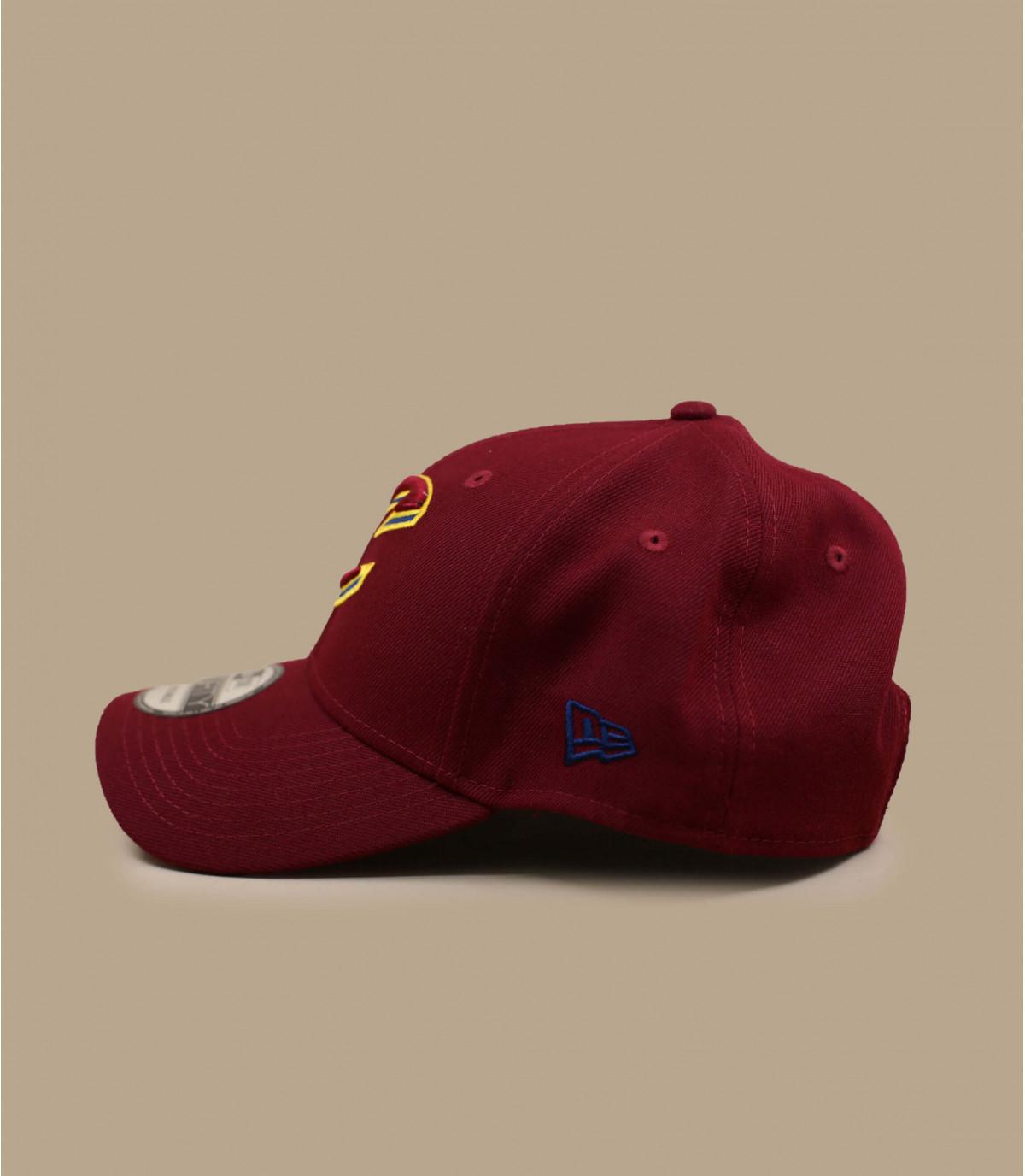 Cap Curve Cleveland NBA