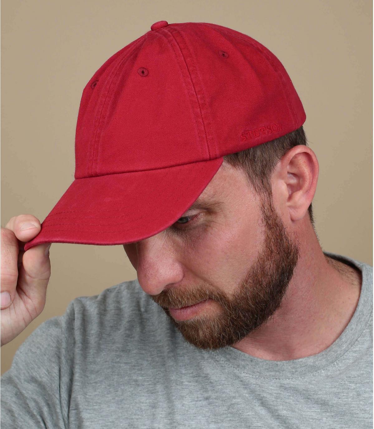 cap trucker stetson rot
