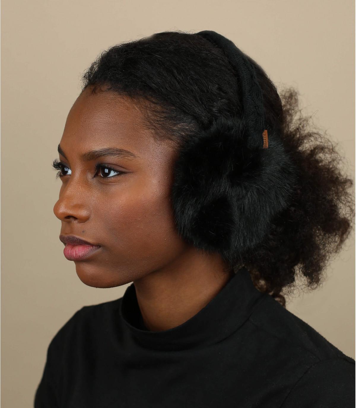 Ohrenschützer schwarz