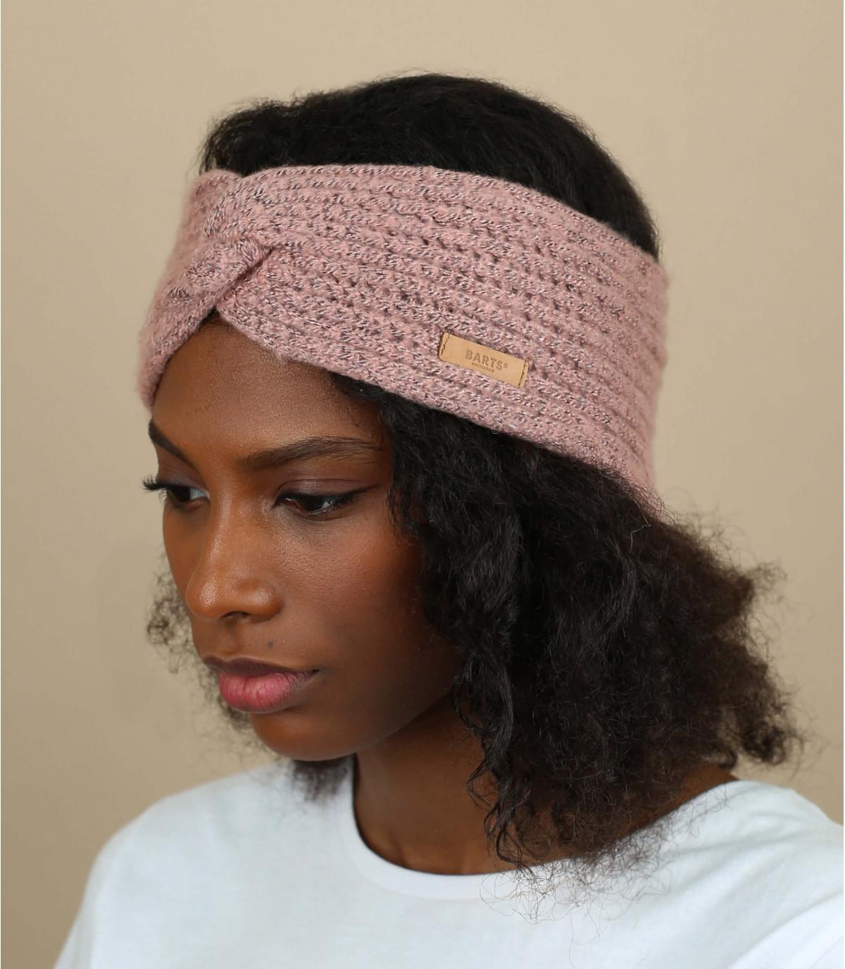 Stirnband rosa Barts