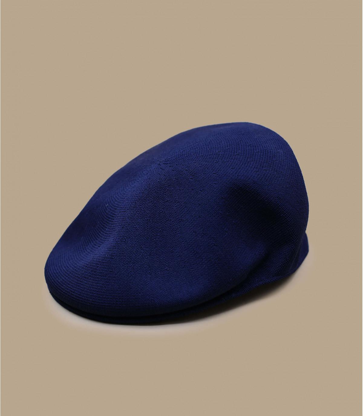 Kangol 504 Sommer marineblau