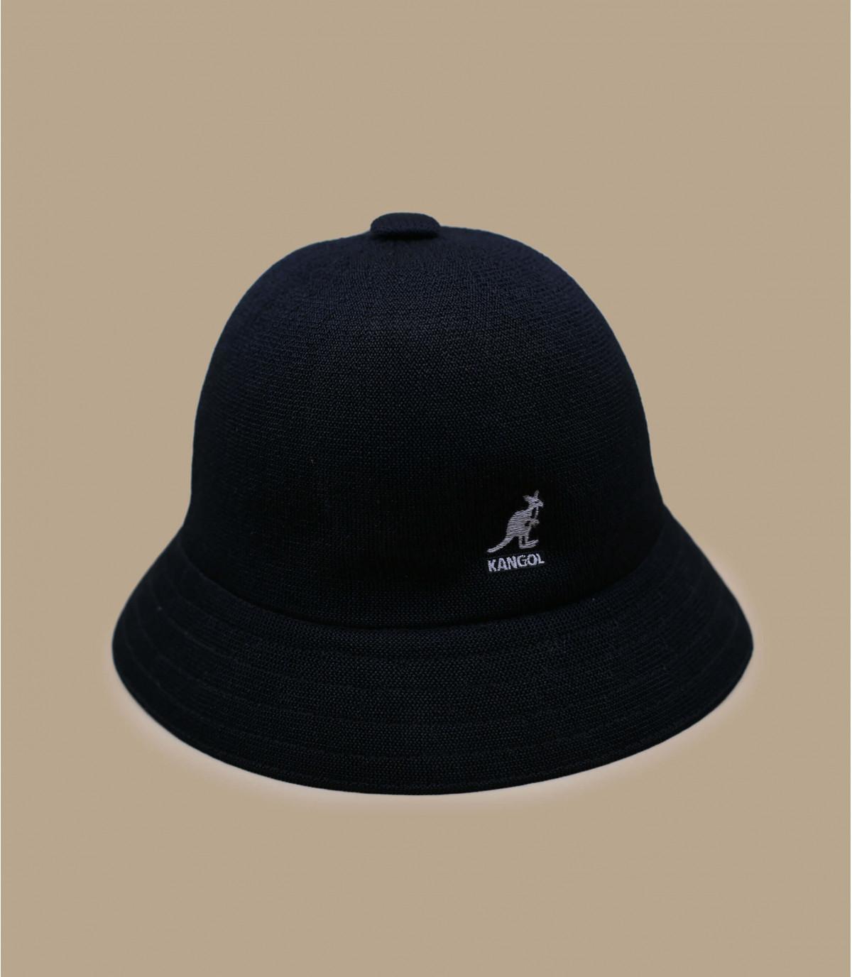 Kangol schwarzer Tropic Fischerhut