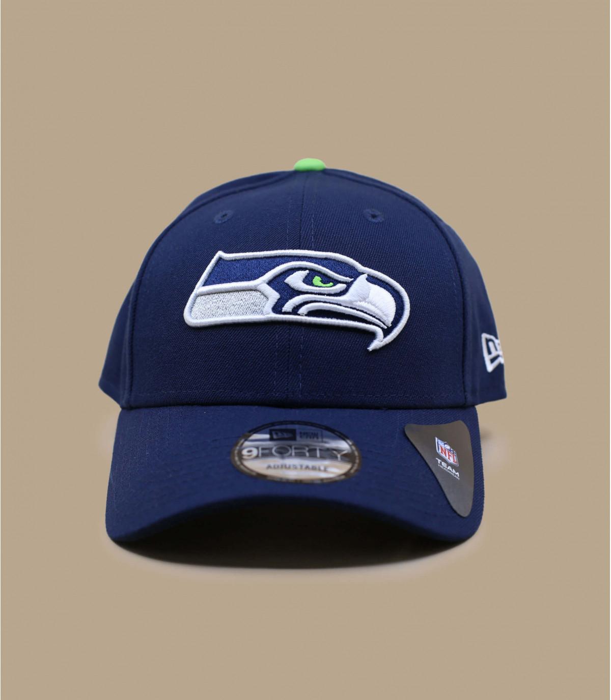 Blaue Seahawks Cap