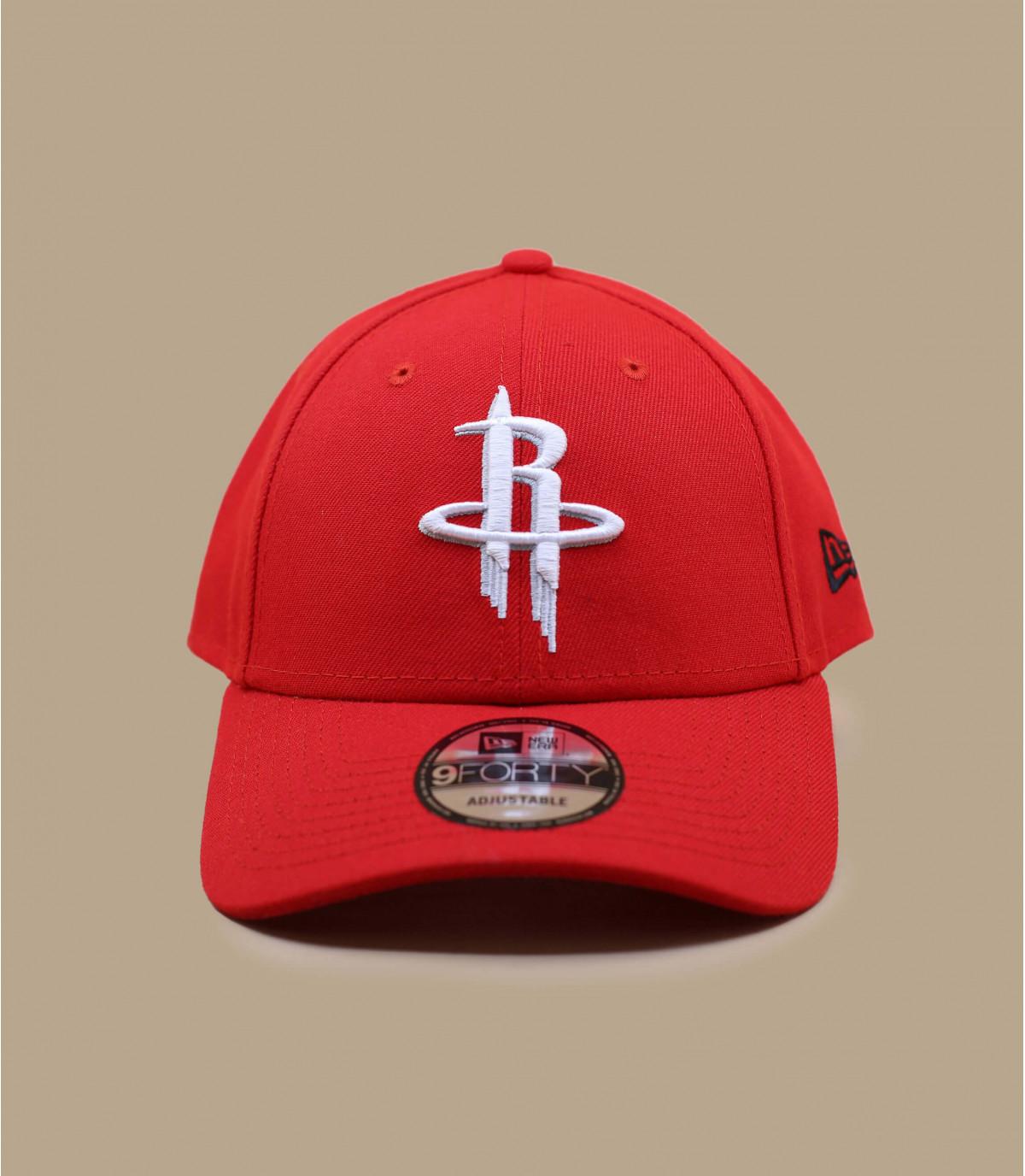 Baseball Cap Rockets rot