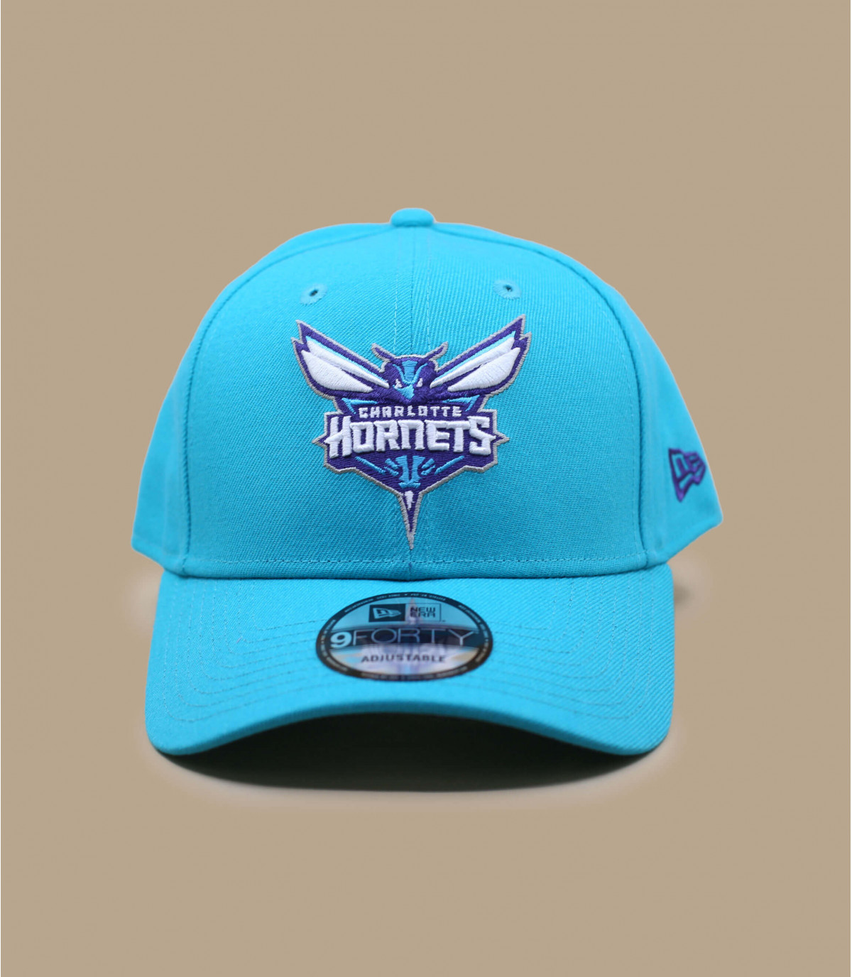 Curved Cap Hornets blau