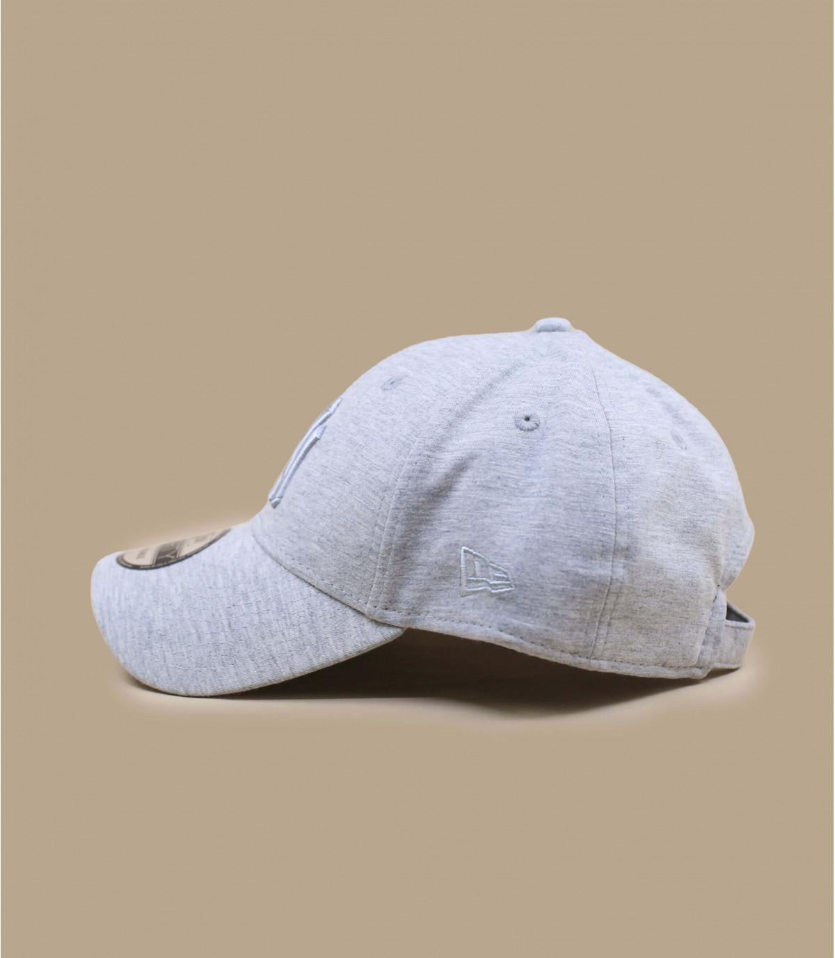 Details Cap MLB Jersey NY gray - Abbildung 2