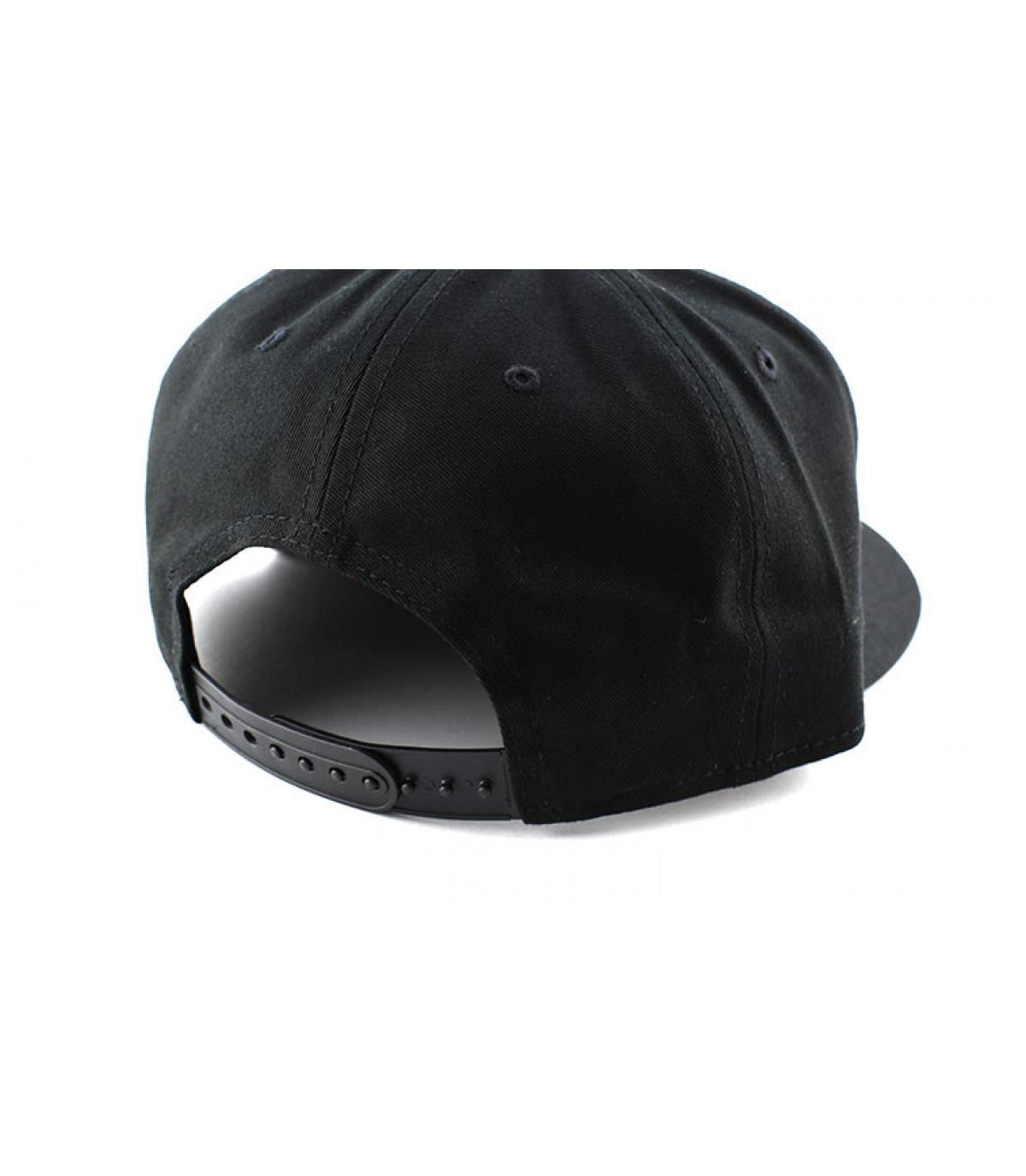 Details Snapback Cap NY MLB black black - Abbildung 5