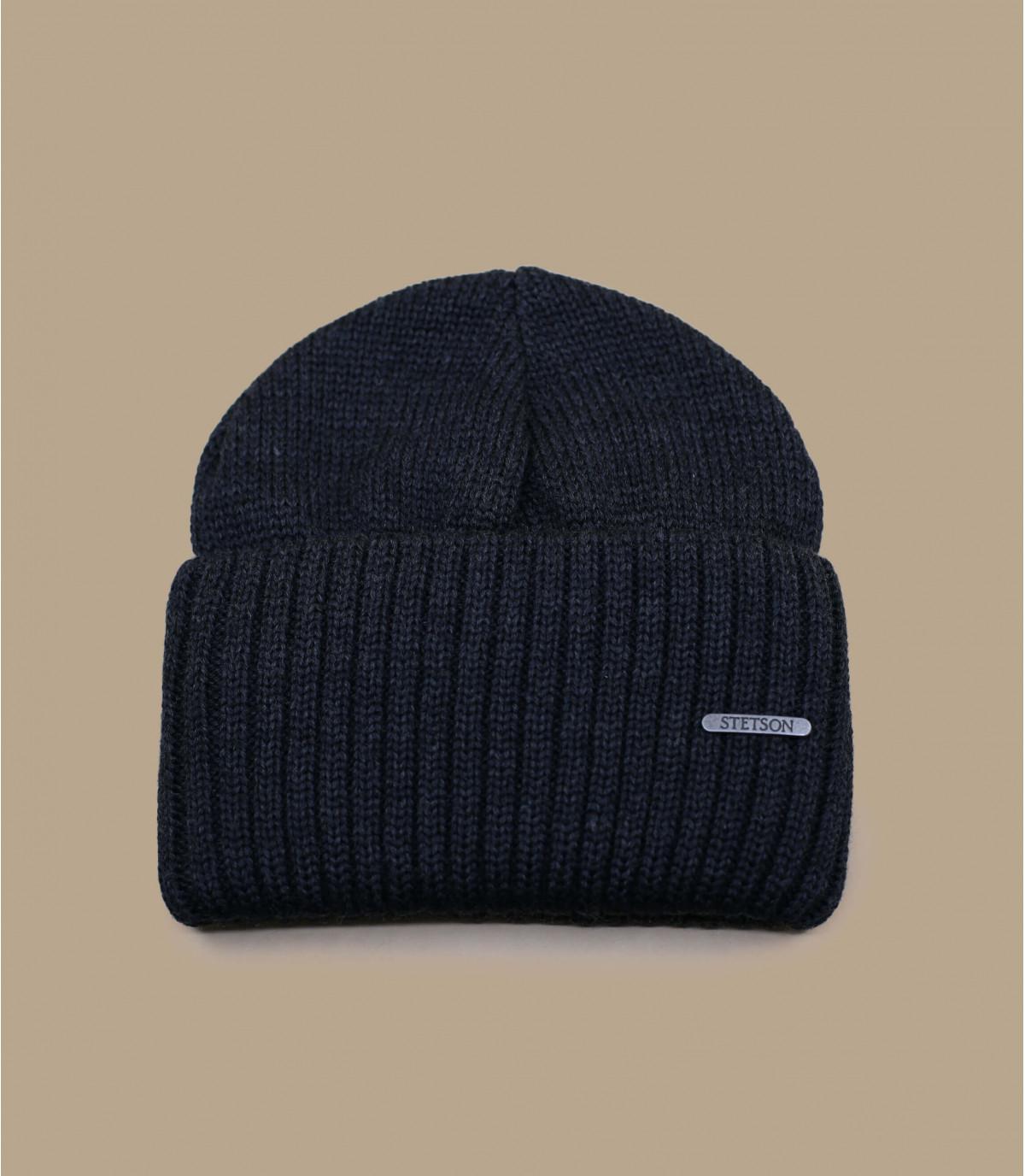 Stetson graue Mütze