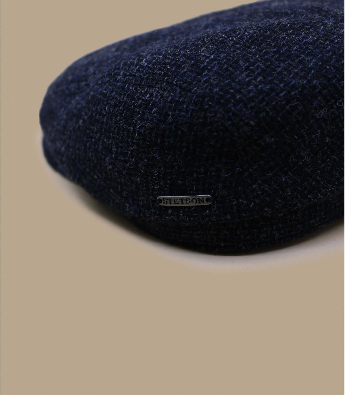 Details Driver Cap Wool blue - Abbildung 3
