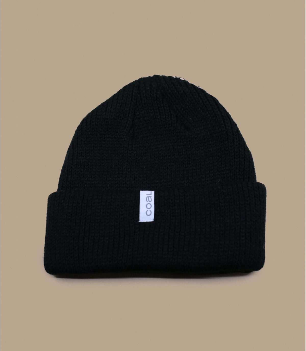 Mütze uni schwarz