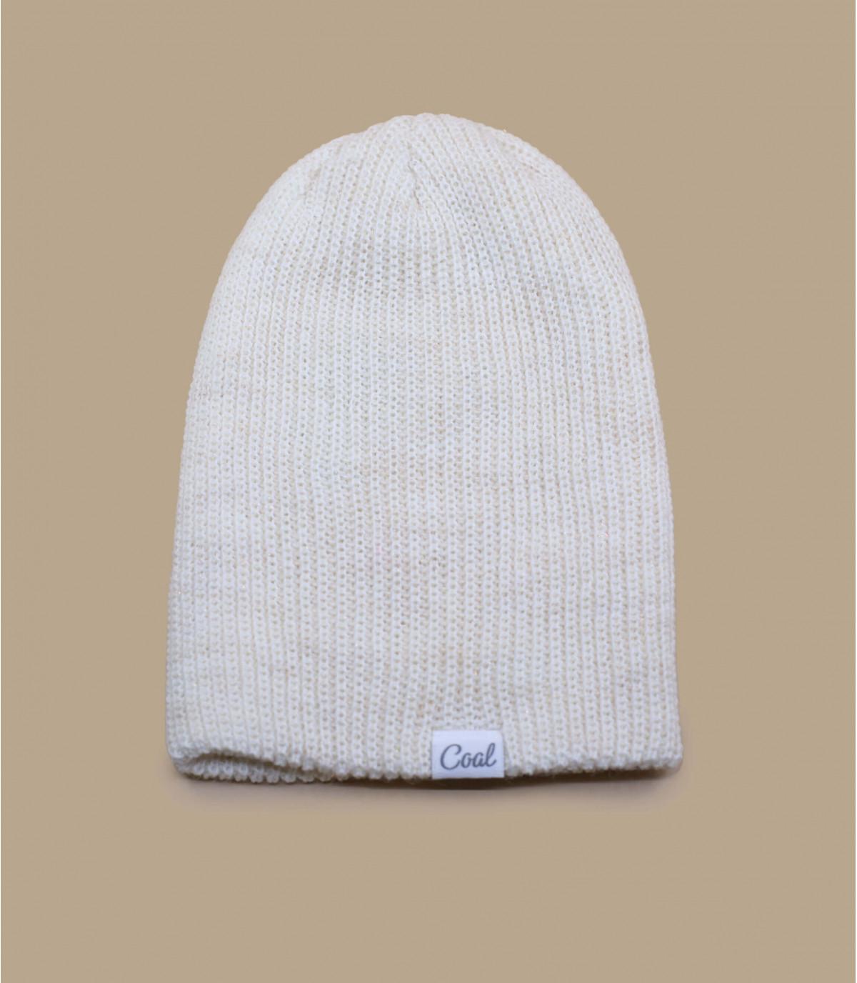 Weiße Mütze Falten