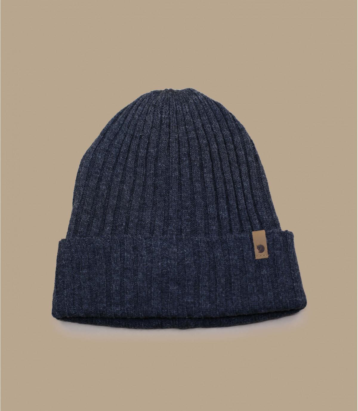 Mütze Revers grau Fjällräven