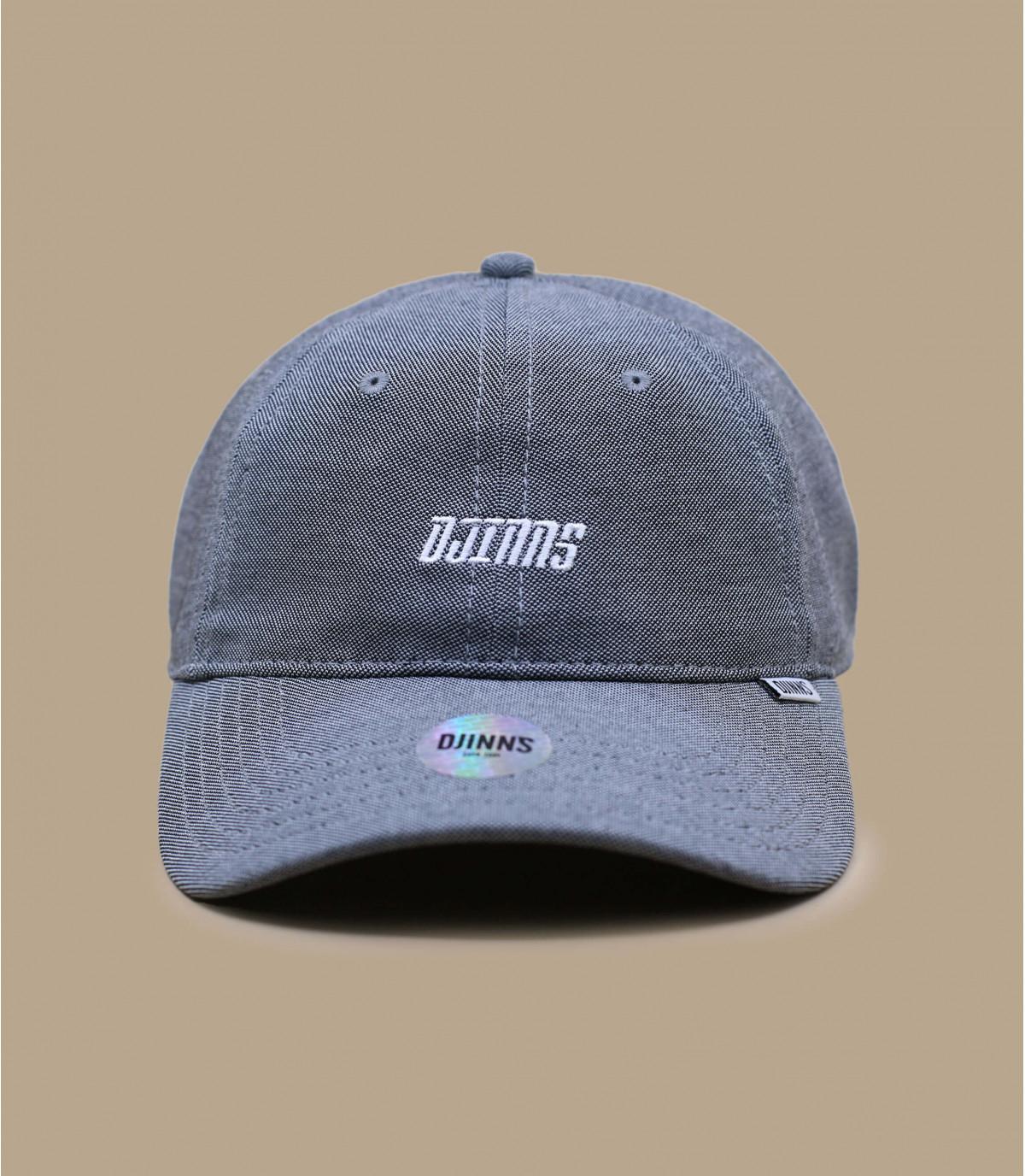 Cap curve Djinns schwarz