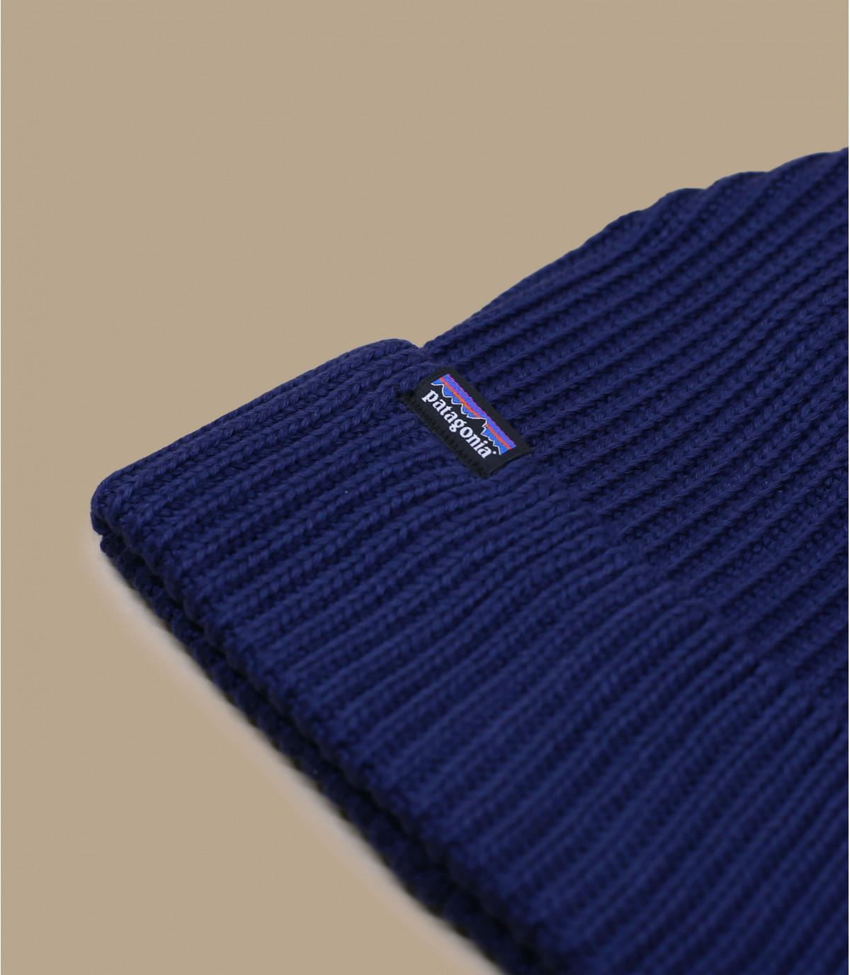 Mütze Revers blau Patagonia
