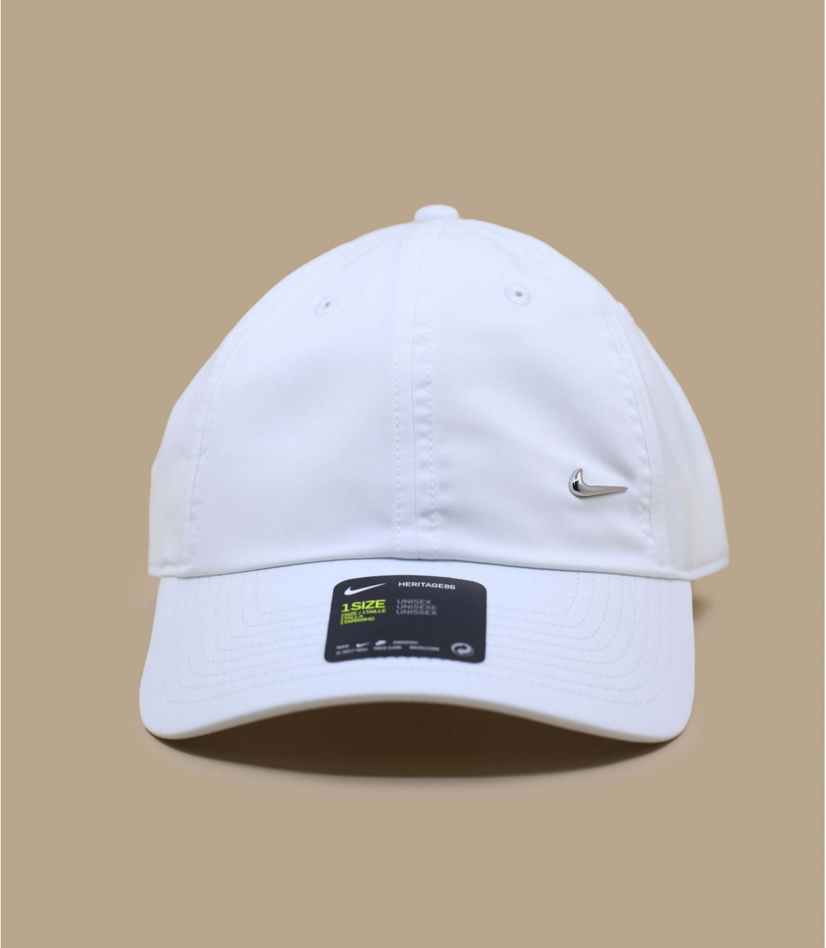 Weiße Nike Cap