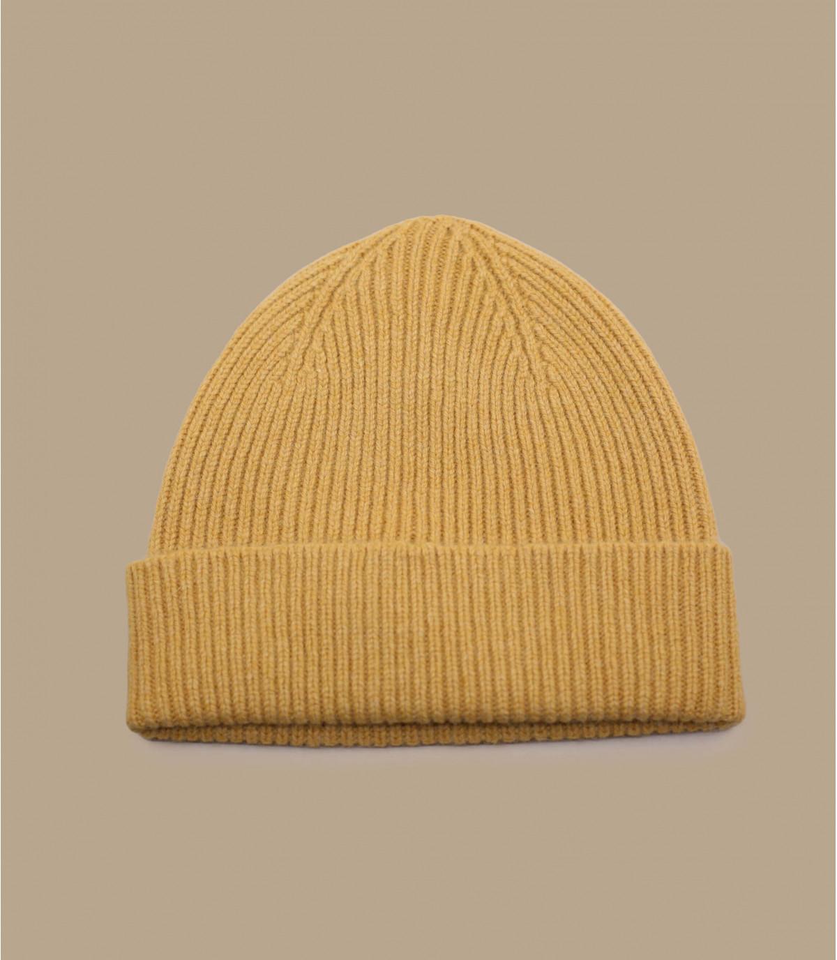 Docker Mütze gelb Mackie