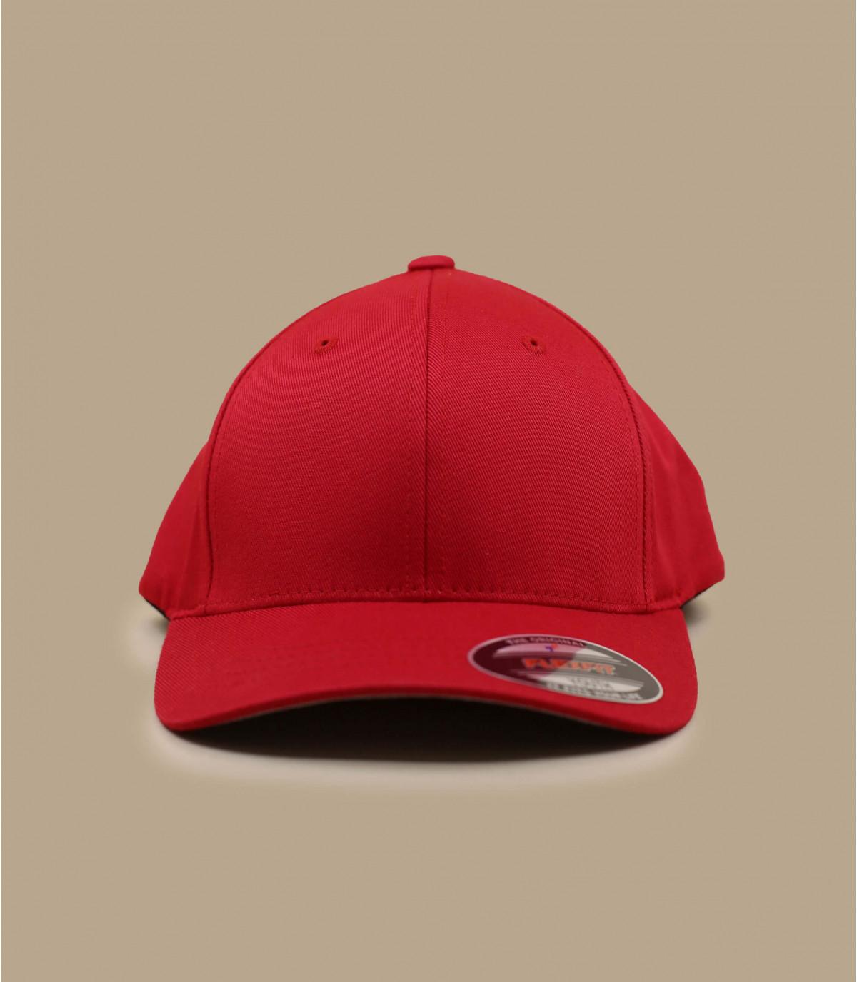 Rote Kinder Cap
