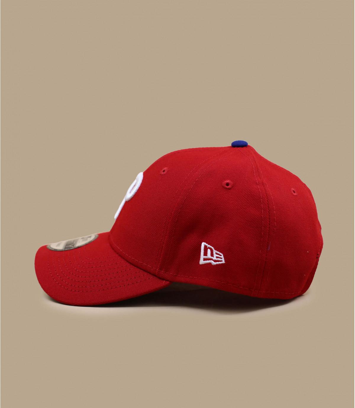 9521d2a46c5 New Era. Cap P rot. Details Cap Phillies MLB The League - Abbildung 5   Details Cap Phillies MLB The League - Abbildung 1 ...