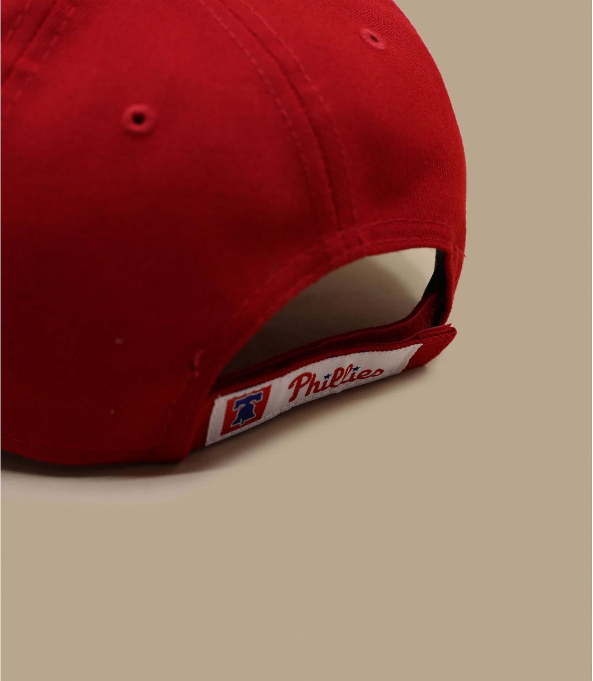 1b4a163986e Cap P rot - Cap Phillies MLB The League von New Era. Headict