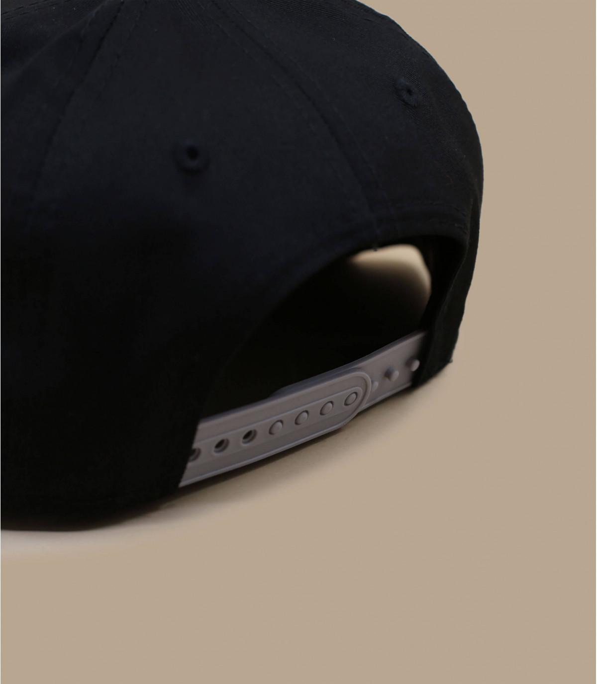 Details Child cap NY black gray - Abbildung 2