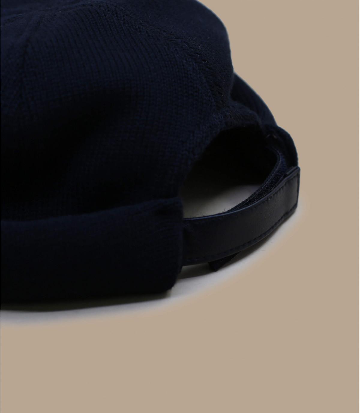 Details Docker Cotton Knit black - Abbildung 2