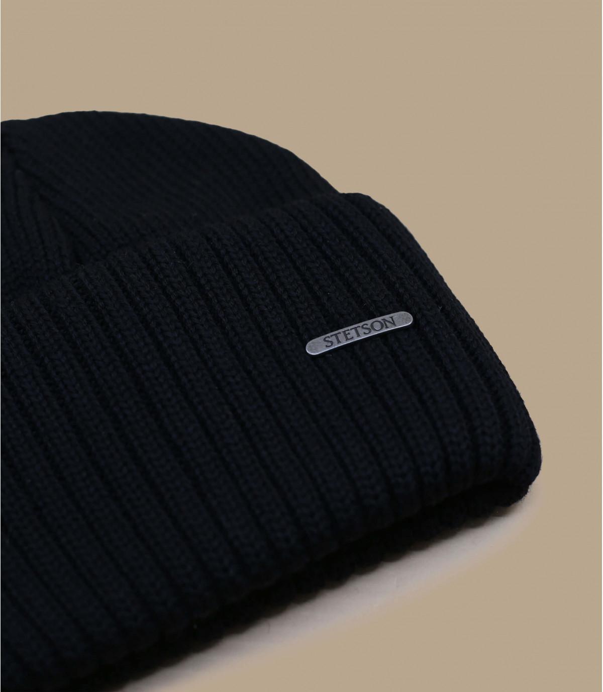 mütze schwarz Stetson