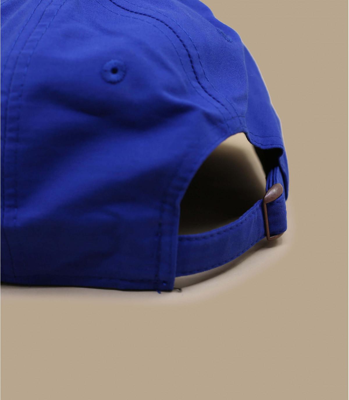 Details Cap Light Wight Nylon Packable 9Twenty LA royal butternut - Abbildung 3