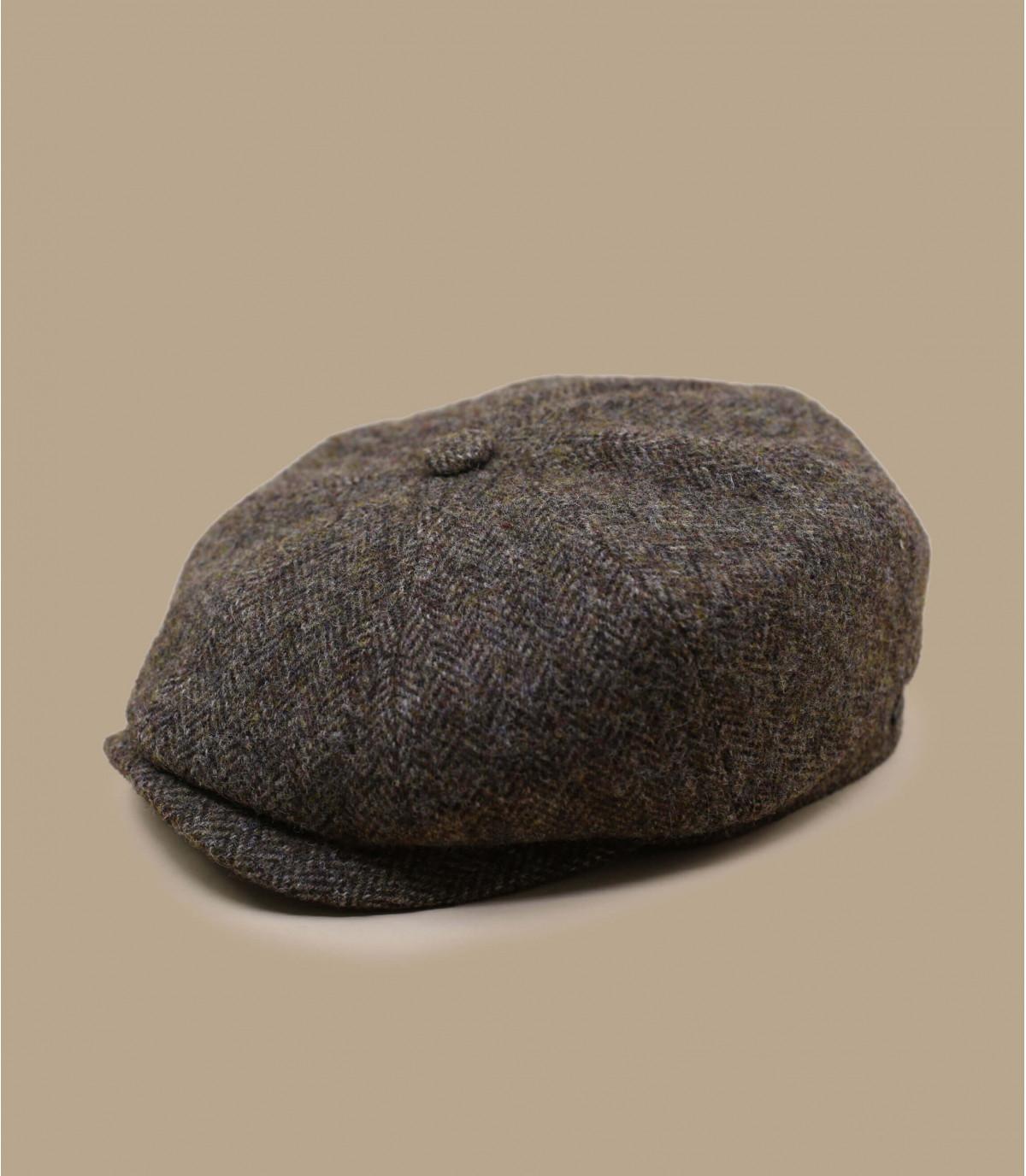 Braune Stetson Cap