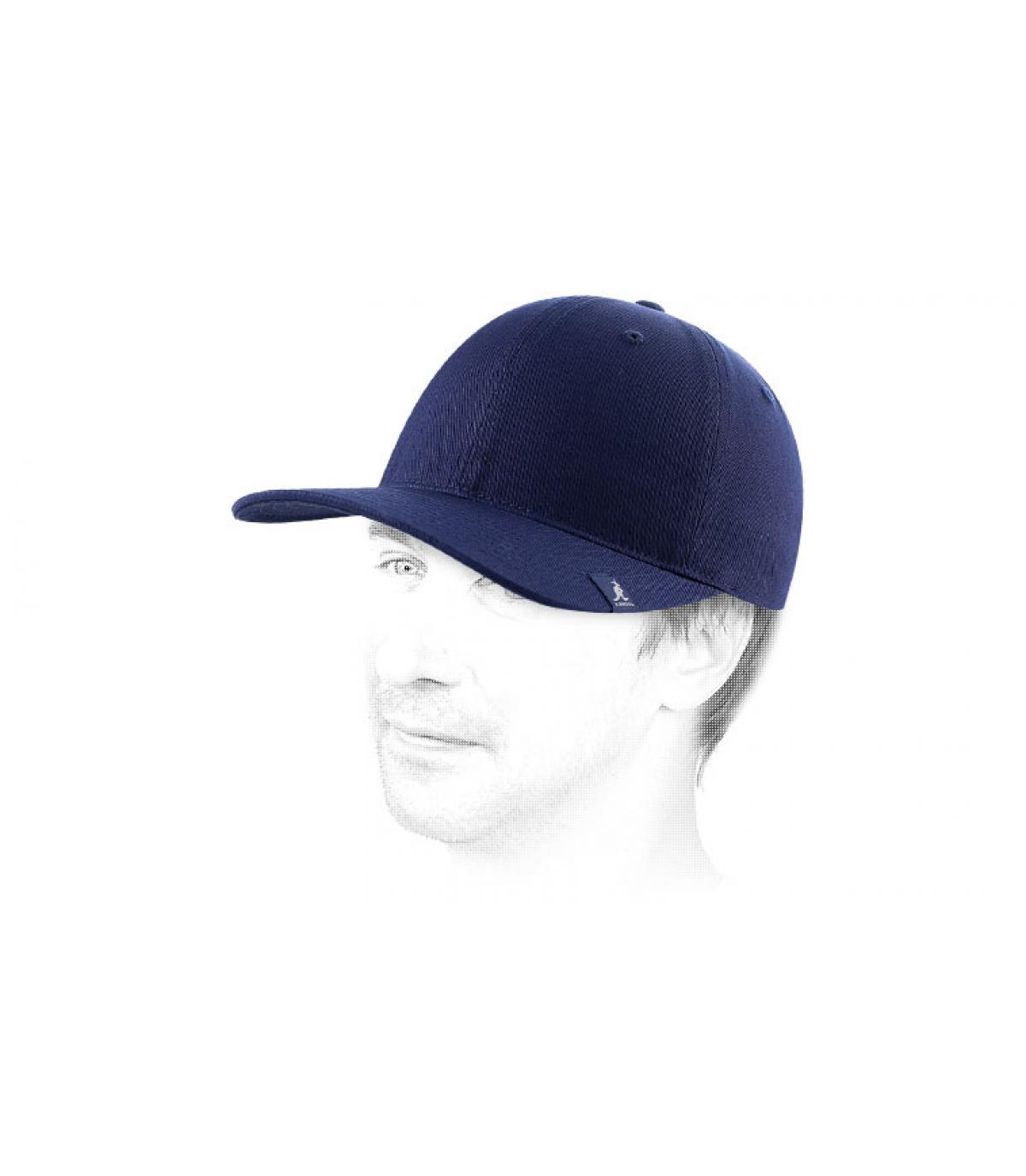 Baseball Cap marineblau