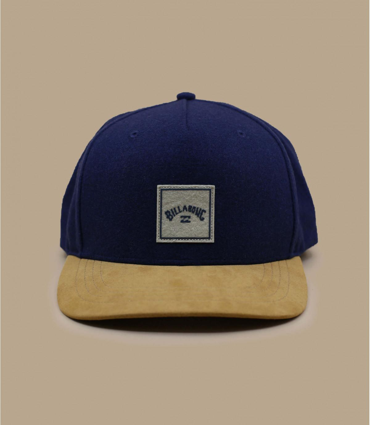 Snapback marineblau Billabong