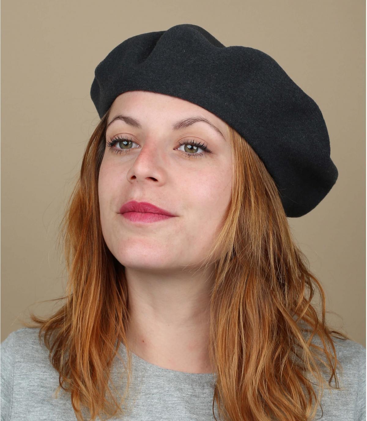 französiches barett damen