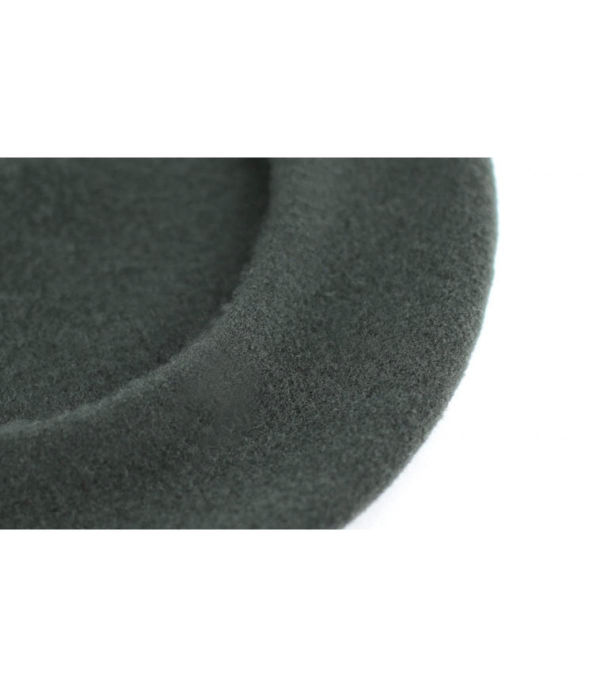 Details Beret paris anthracite - Abbildung 4