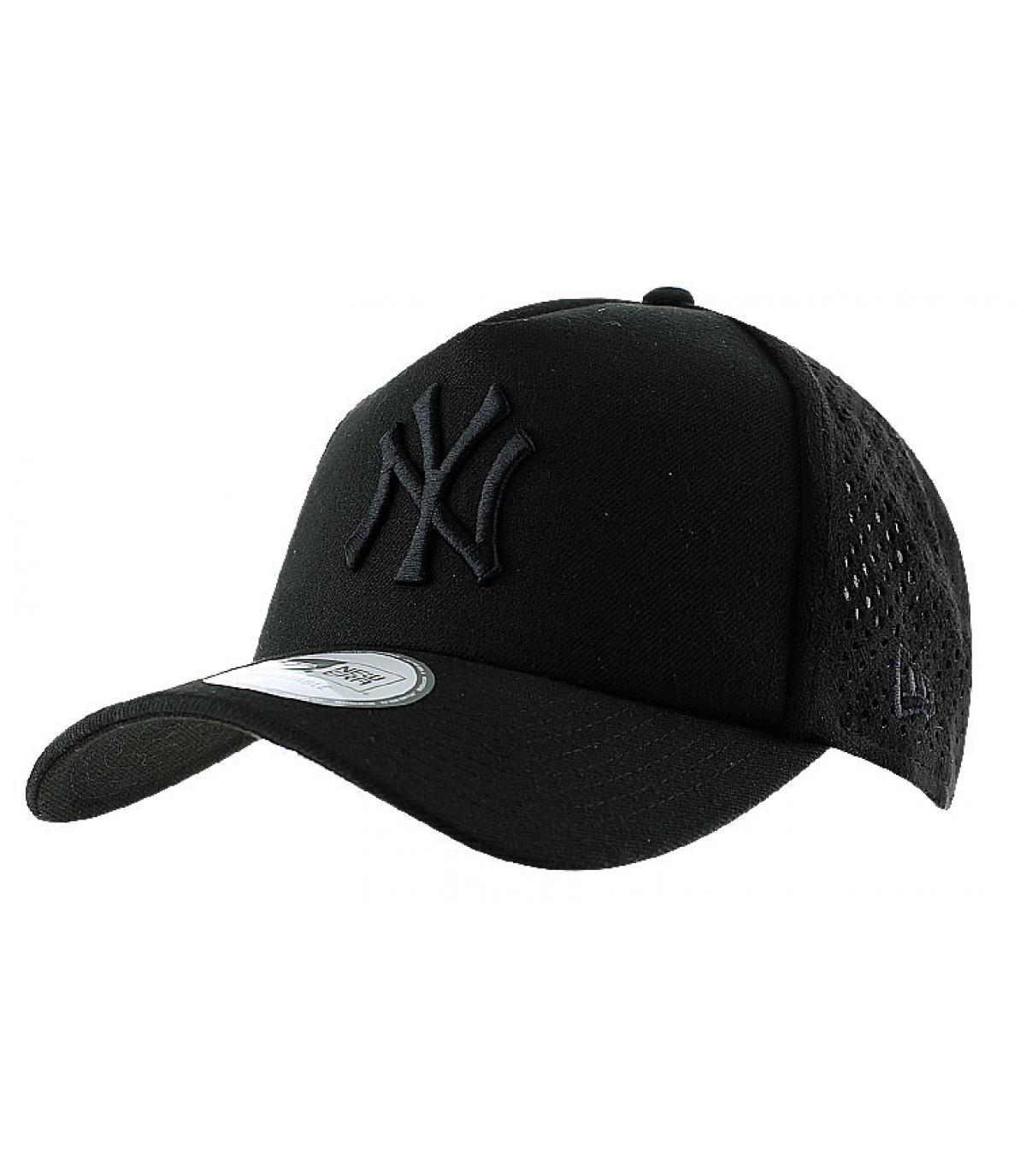 Netz Cap schwarz New Era