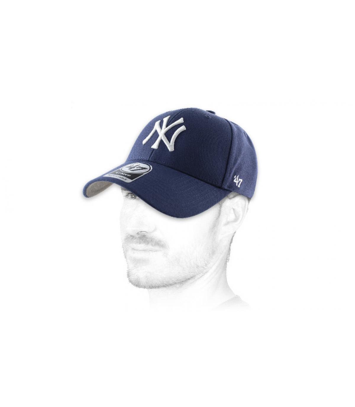 Baseball Cap stonewashed Trucker