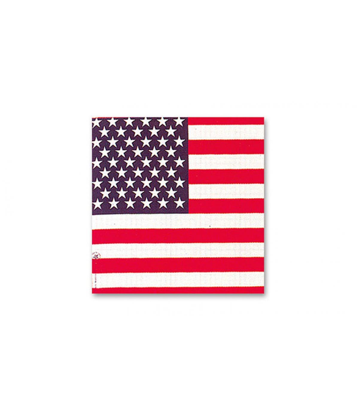 Bandana US-Flagge