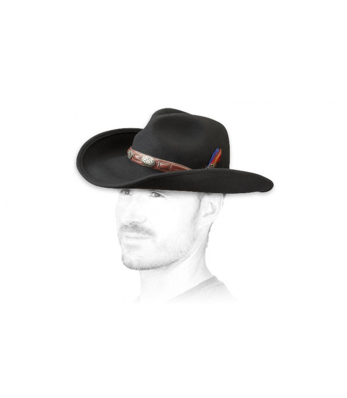 Stetson Cowboy Hut
