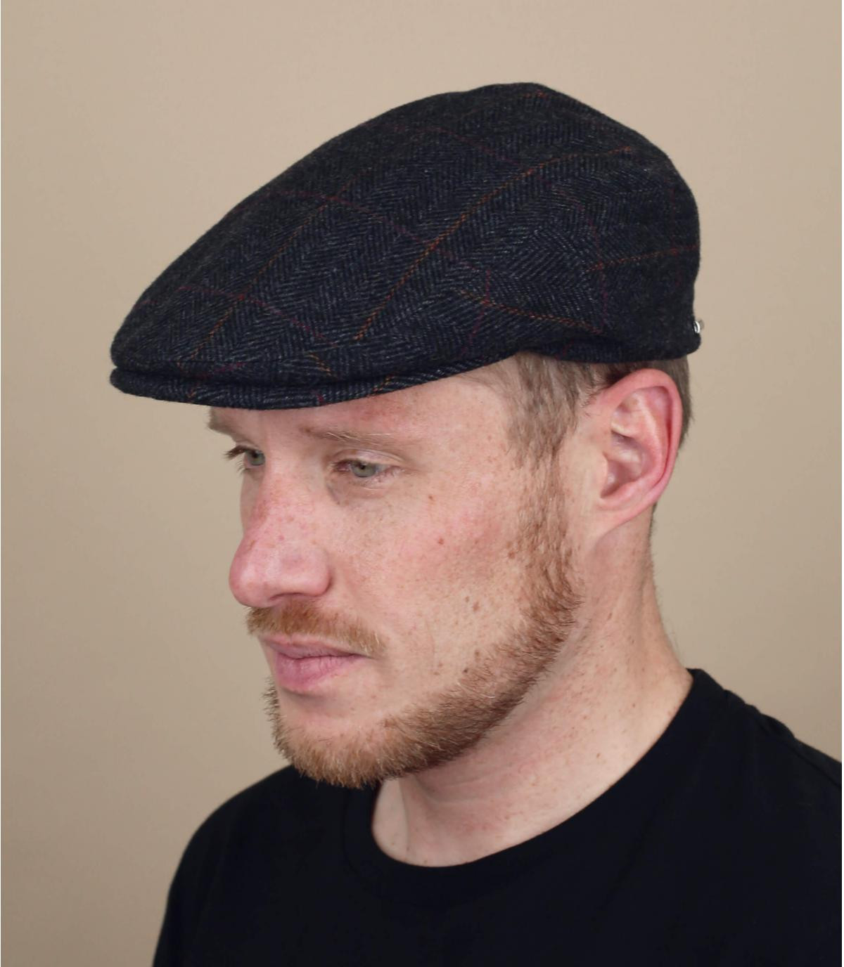 Flatcap Ohrenklappe