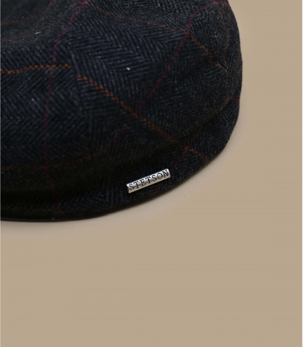 Details Kent wool Earflap grey - Abbildung 2