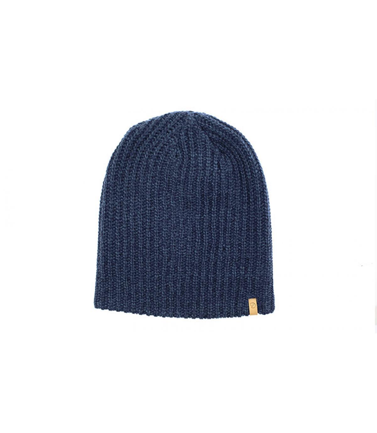 Lange Mütze marineblau
