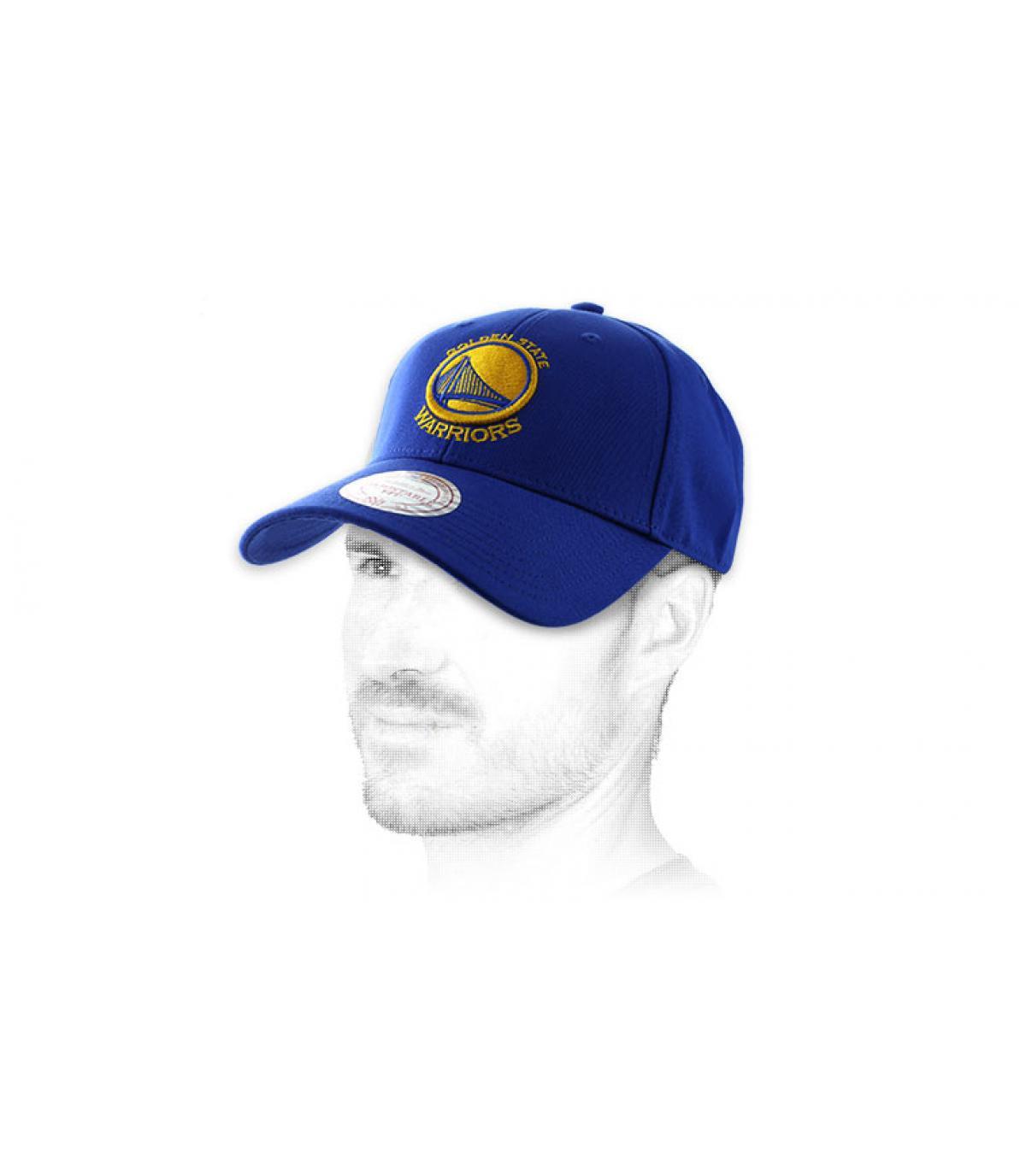 Cap Warriors Golden State
