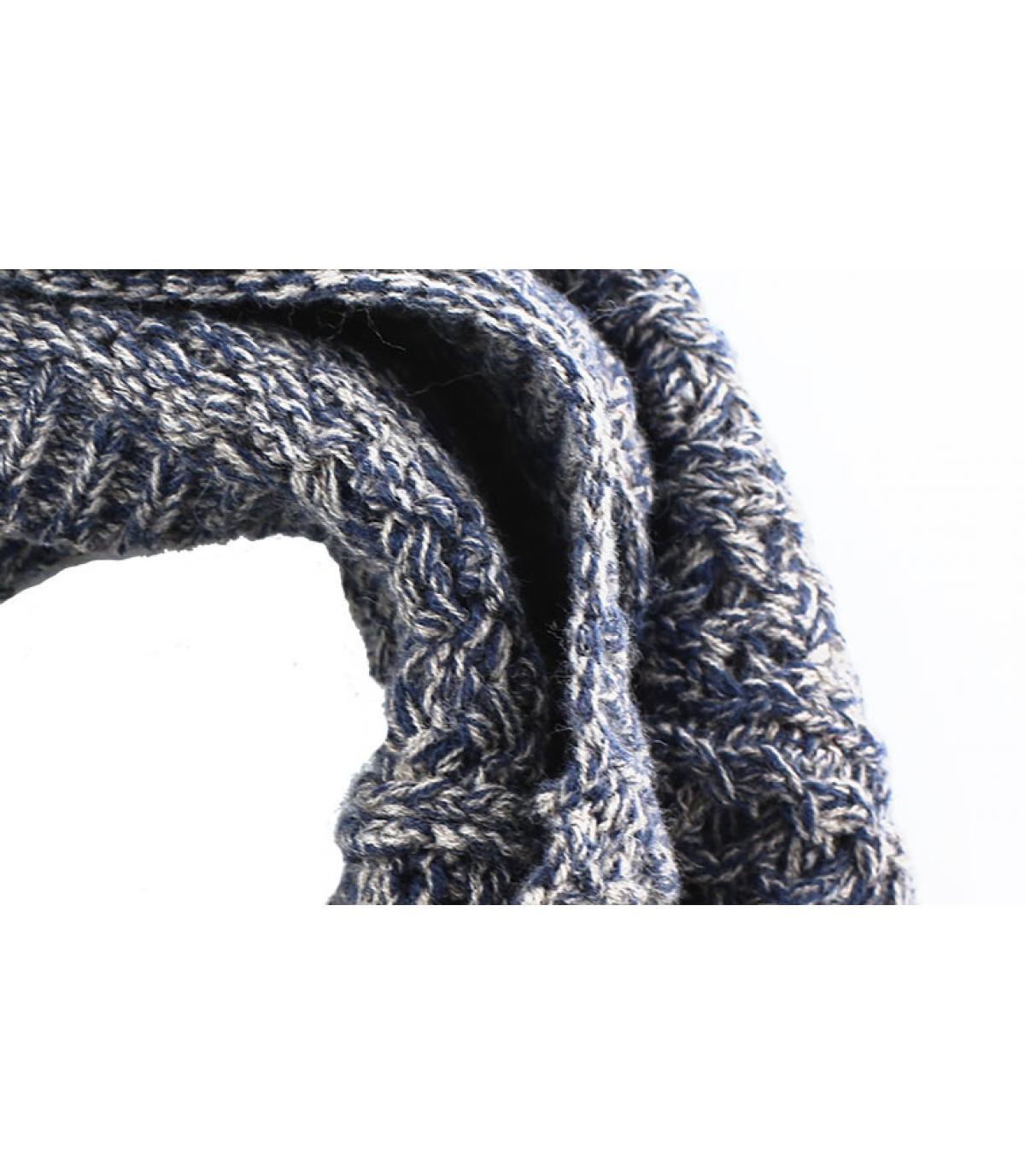 Loop-Schal marineblau