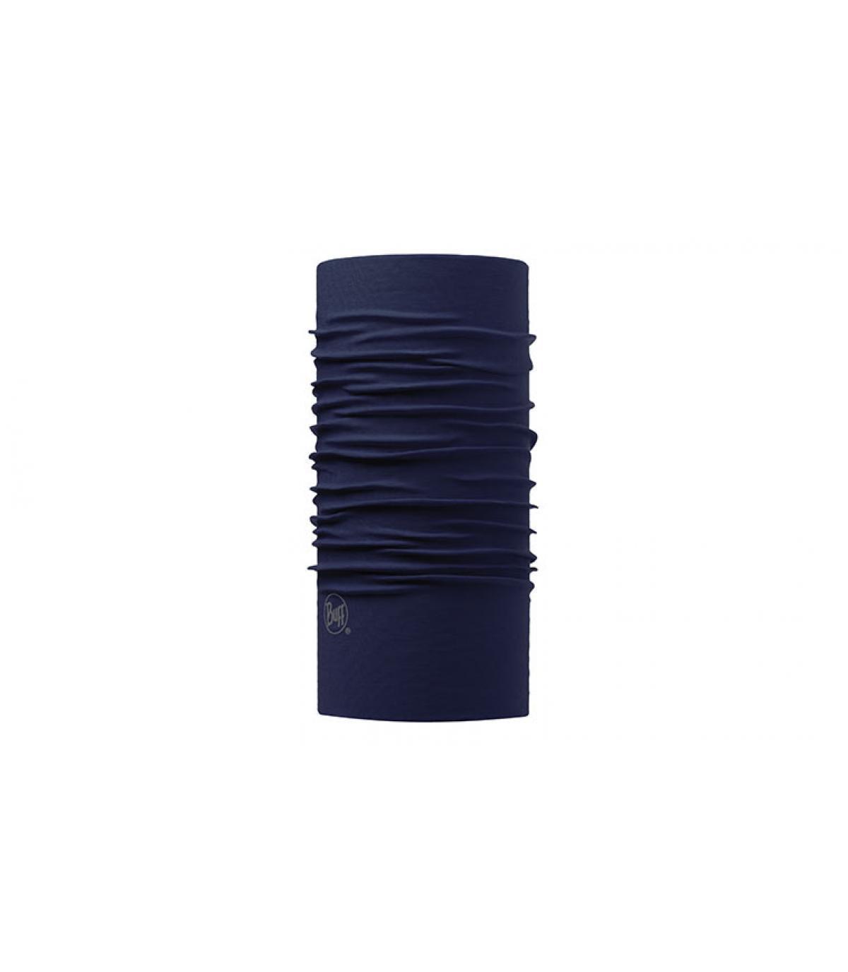 Schlauchtuch Buff marineblau
