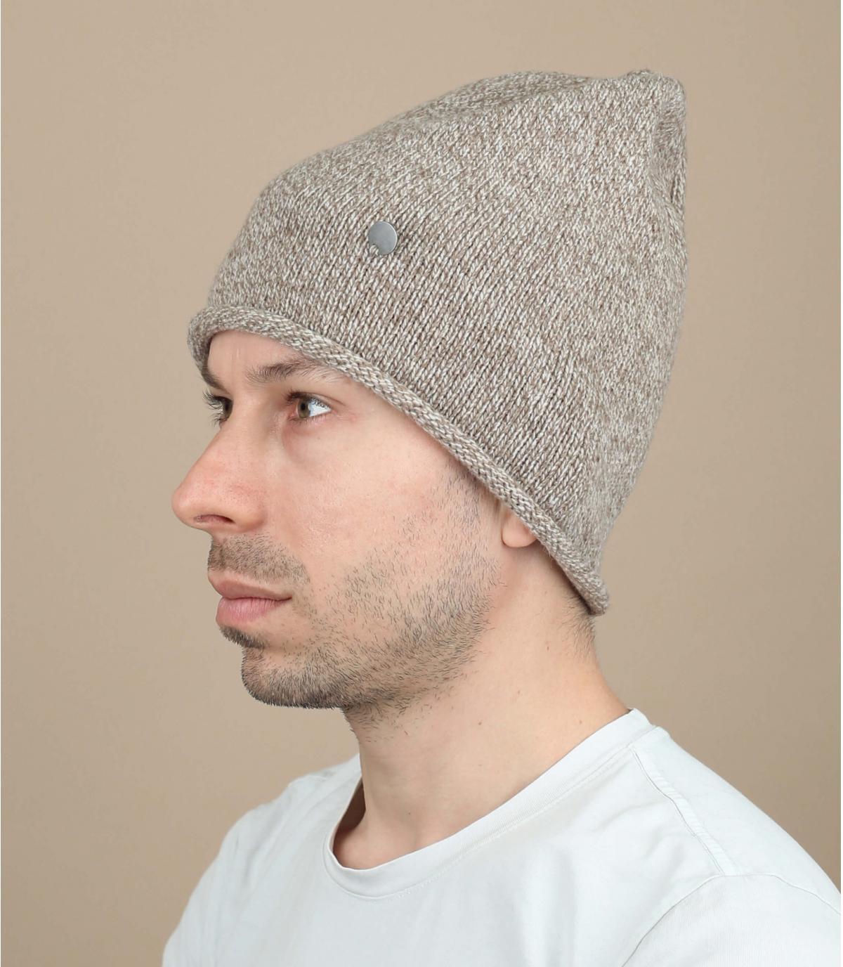 Beanie Mütze ohne Rand
