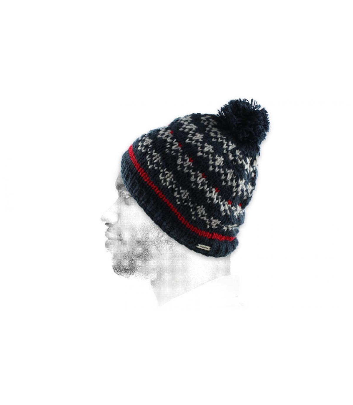 Bommel Mütze Capcho