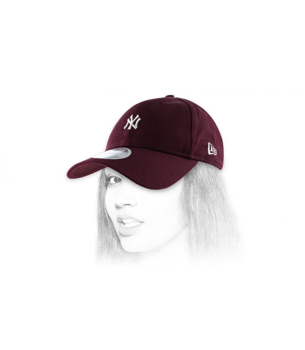 Cap NY Damen