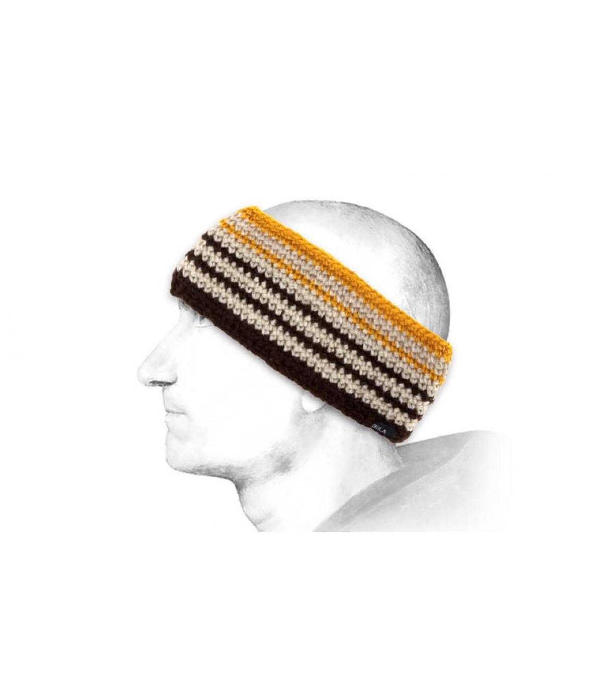 Mütze Aspen gold