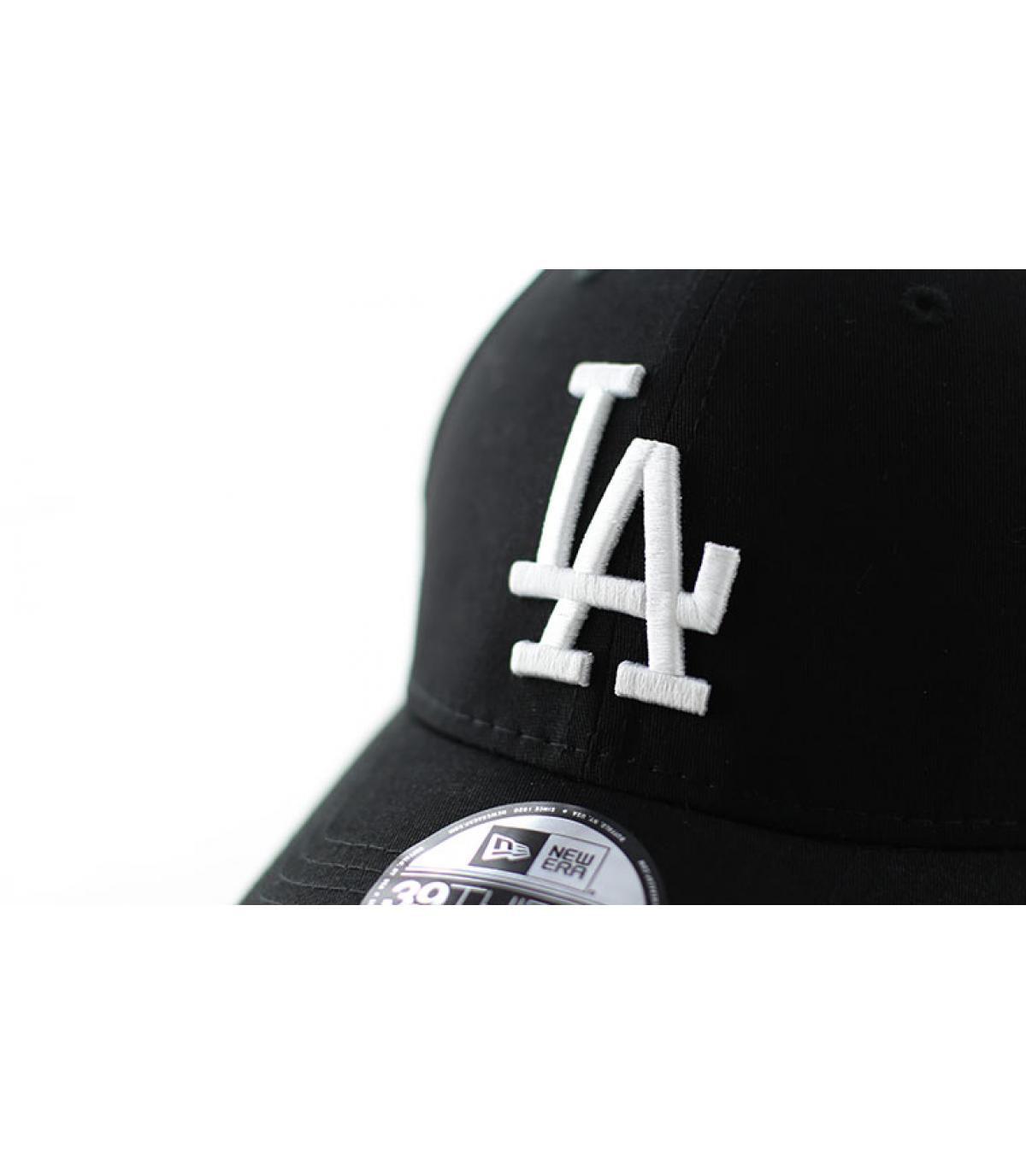 Details League Ess LA 39Thirty black white - Abbildung 3