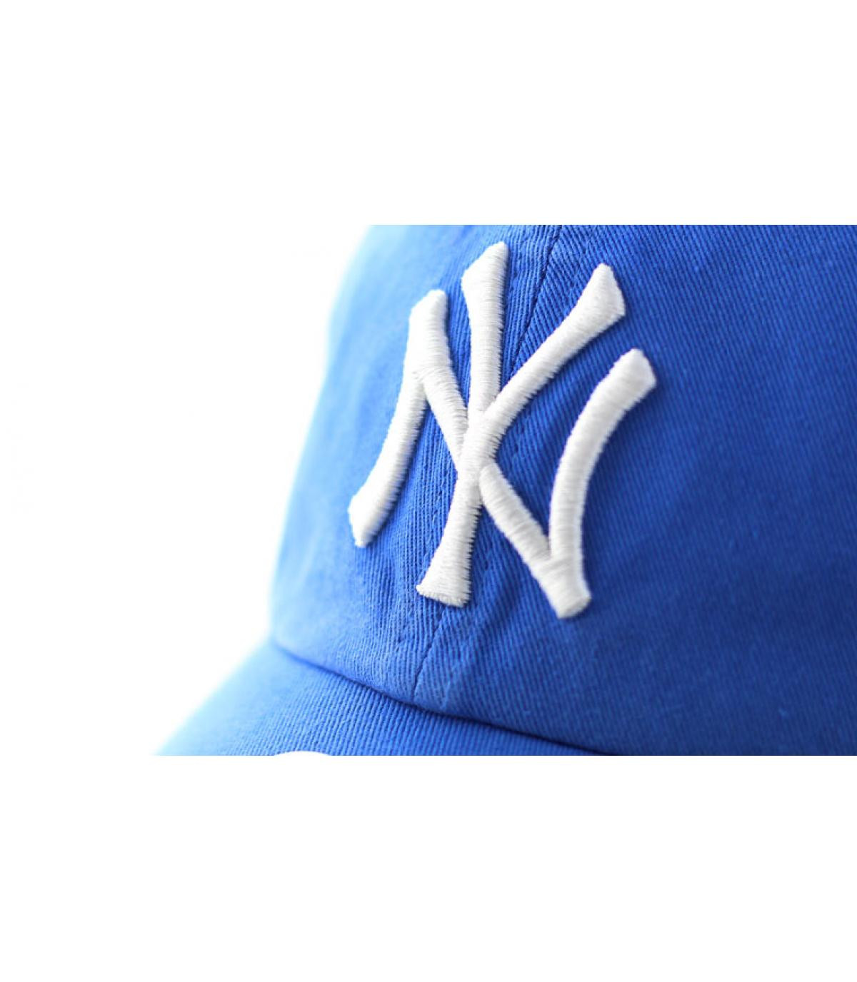 Details Clean Up NY blue raz - Abbildung 3